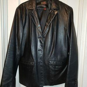 ☆Danier Leather Mint Jacket☆